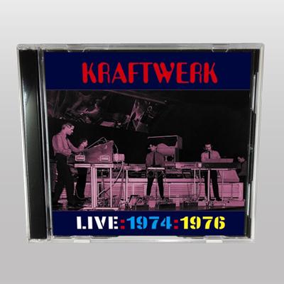 KRAFTWERK - LIVE: 1974: 1976