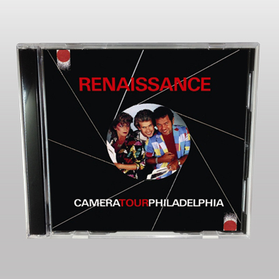 RENAISSANCE - CAMERA TOUR PHILADELPHIA