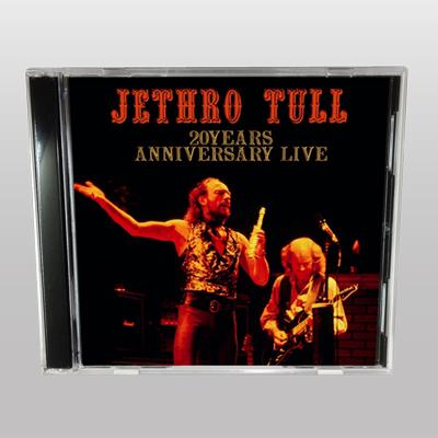 JETHRO TULL - 20 YEARS ANNIVERSARY LIVE