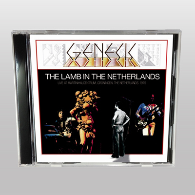 GENESIS - THE LAMB IN THE NETHERLANDS