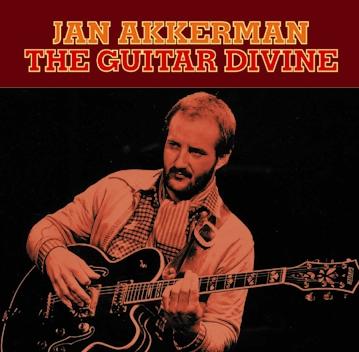 JAN AKKERMAN - THE GUITAR DIVINE