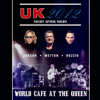 U.K. - WORLD CAFE AT THE QUEEN (2CDR)