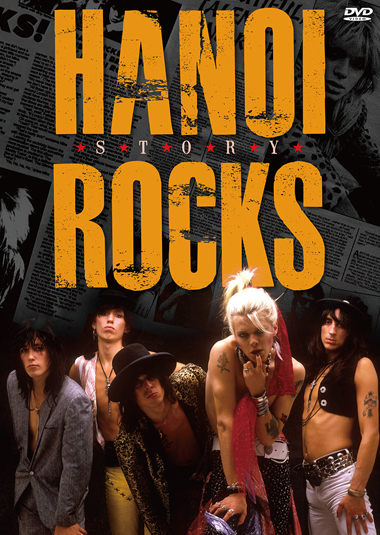 HANOI ROCKS - STORY (1DVDR)