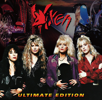 VIXEN - ULTIMATE EDITION (1CDR+1DVDR)