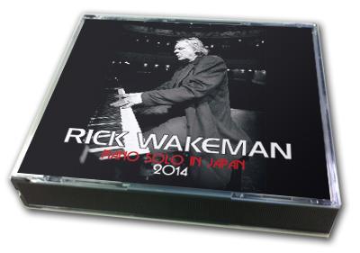 RICK WAKEMAN - PIANO SOLO IN JAPAN 2014