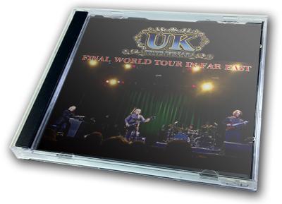 U.K. - FINAL WORLD TOUR IN FAR EAST