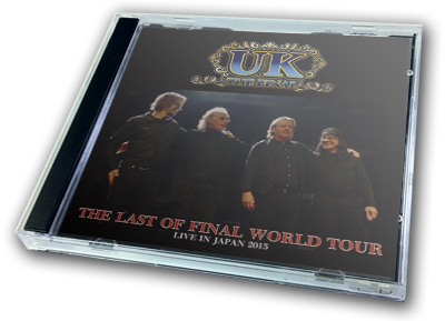 U.K. - THE LOST FINAL WORLD TOUR