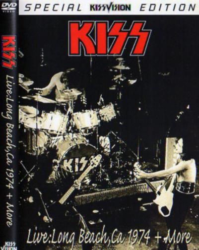 KISS - LIVE : LONGBEACH, CA 1974 + MORE
