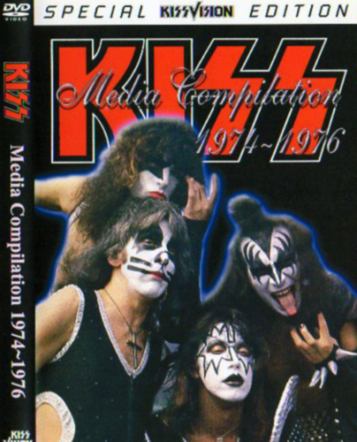 KISS - MEDIA COMPILATION 1974-1976