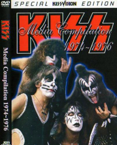 KISS - MEDIA COMPILATION 1974-1976