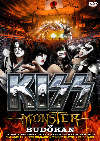 KISS - MONSTER IN BUDOKAN