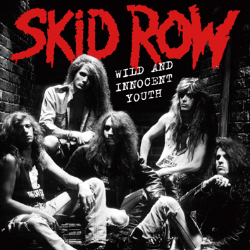 SKID ROW - WILD AND INNOCENT YOUTH (1CDR)