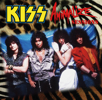 KISS - ANIMALIZED SESSIONS (1CDR)