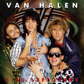 VAN HALEN - 5150 LEFTOVERS (1CDR)