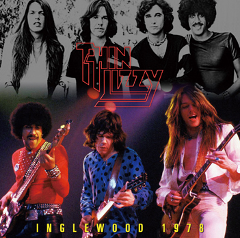 THIN LIZZY - INGLEWOOD 1978 (1CDR)