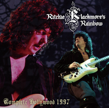 RITCHIE BLACKMORE'S RAINBOW - COMPLETE HOLLYWOOD 1997 (2CDR)