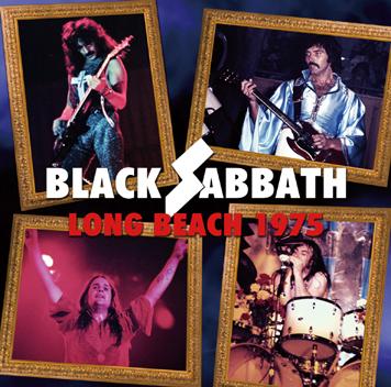BLACK SABBATH - LONG BEACH 1975(2CDR)