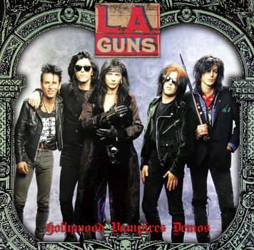 L.A. GUNS - HOLLYWOOD VAMPIRES DEMOS (1CDR)