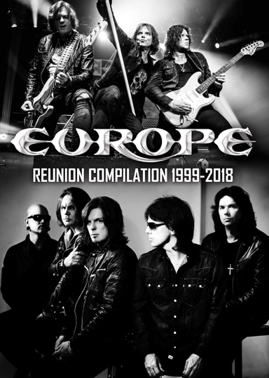 EUROPE - REUNION COMPILATION 1999-2018 (2DVDR)
