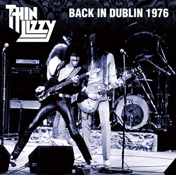 THIN LIZZY - BACK IN DUBLIN 1976 (1CDR)