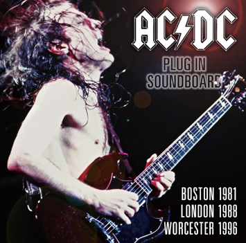 AC/DC - PLUG IN SOUNDBOARD (1CDR)