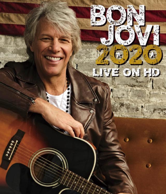 BON JOVI - LIVE ON HD (1BDR)