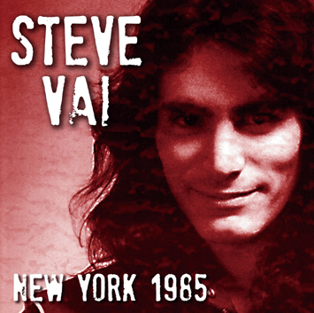 STEVE VAI  - NEW YORK 1985 (1CDR)