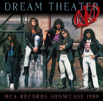 DREAM THEATER - MCA RECORDS SHOWCASE 1989(1CDR)