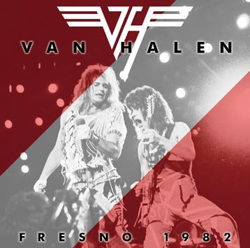 VAN HALEN - FRESNO 1982 (2CDR)