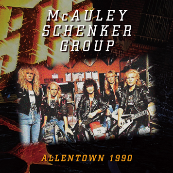 McAURLEY SCHENKER GROUP - ALLENTOWN 1990 (1CDR)