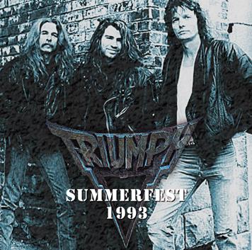 TRIUMPH - SUMMERFEST 1993 (1CDR)