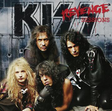 KISS - REVENGE SESSIONS (1CDR)