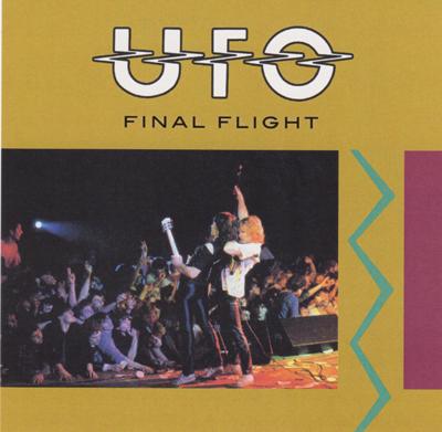 UFO - FINAL FLIGHT