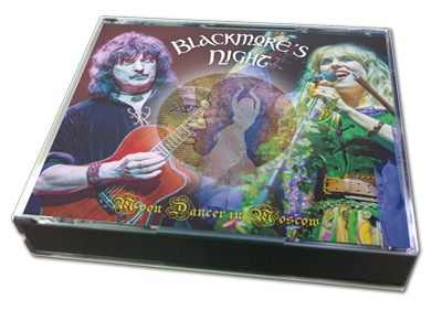 BLACKMORE'S NIGHT - MOON DANCER IN MOSCOW