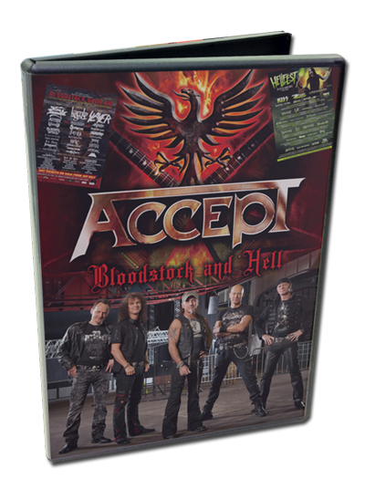 ACCEPT - BLOODSTOCK AND HELL