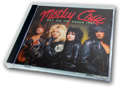 MOTLEY CRUE - DAY ON THE GREEN