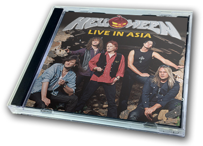 HELLOWEEN - LIVE IN ASIA
