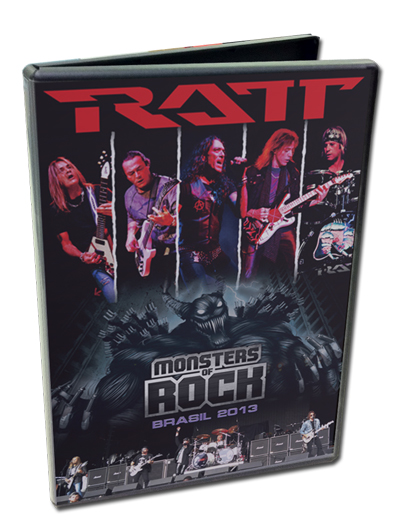 RATT - MONSTERS OF ROCK BRAZIL 2013
