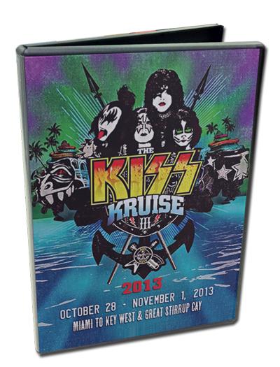 KISS - KISS KRUISE III : 2013
