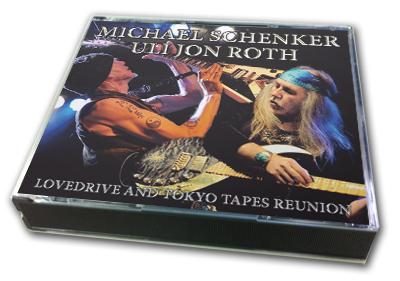 MICHAEL SCHENKER & ULI JON ROTH - LOVEDRIVE AND TOKYO TAPES REUNION