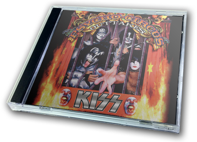 KISS - PSYCHO CIRCUS OUTTAKES