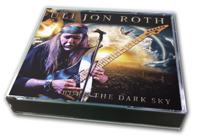 ULI JON ROTH - BURN THE DARK SKY