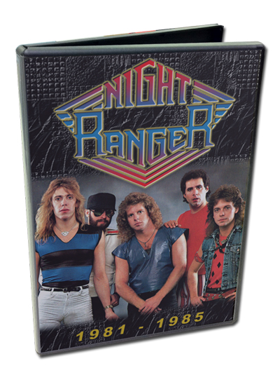 NIGHT RANGER - 1981-1985