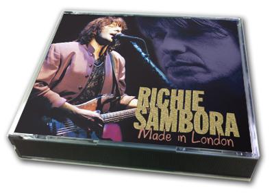 RICHIE SAMBORA - MADE IN LONDON