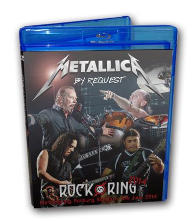 METALLICA - ROCK AM RING 2014