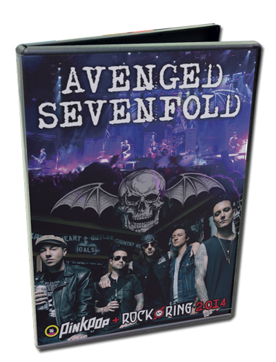 AVENGED SEVENFOLD - PINKPOP + ROCK AM RING 2014