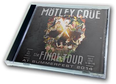 MOTLEY CRUE - THE FINAL TOUR AT SUMMERFEST 2014