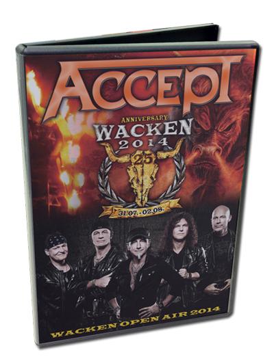 ACCEPT - WACKEN OPEN AIR 2014