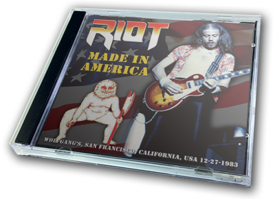 RIOT - MADE IN AMERICA