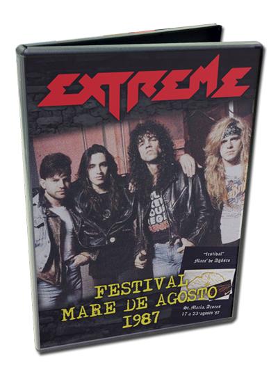 EXTREME - FESTIVAL MARE DE AGOSTO 1987
